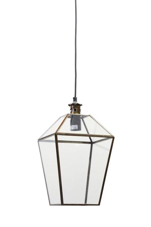 suspension luminaire en verre