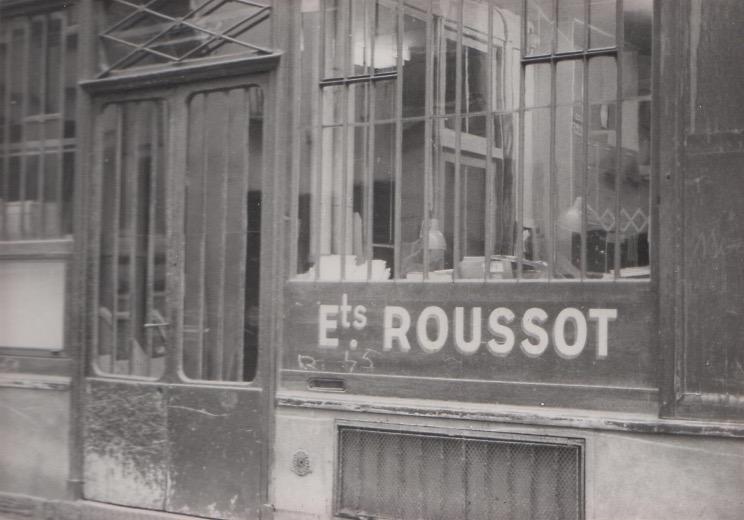 Maison ROUSSOT