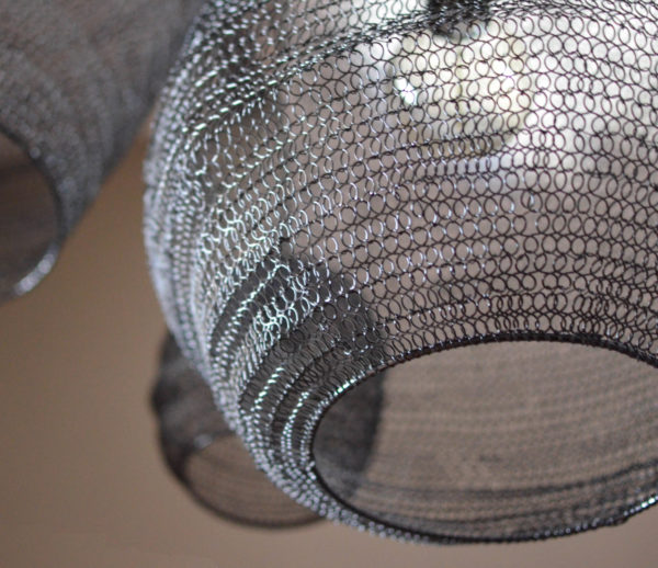 suspension luminaire métal