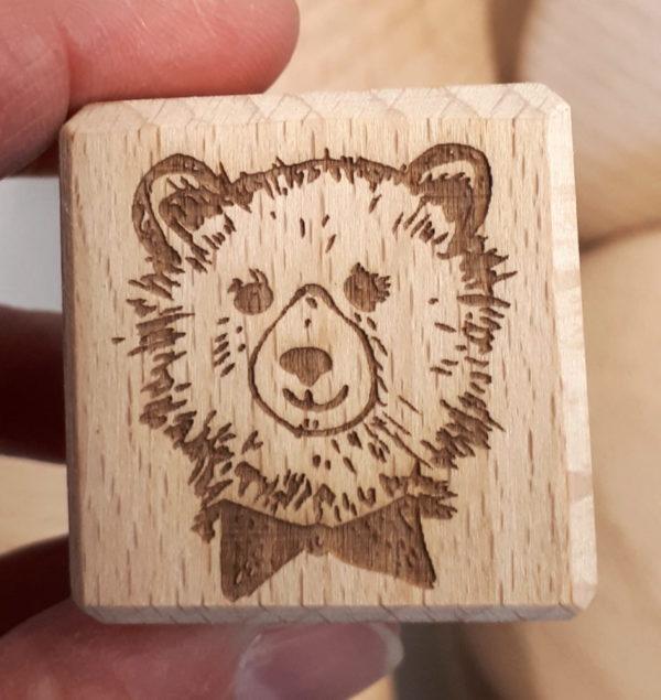 cube ourson