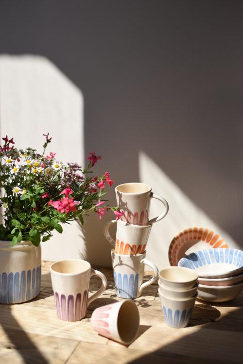 mug rayures
